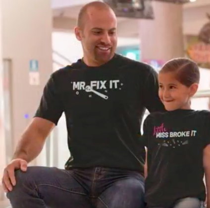 Mr Fix It Tee
